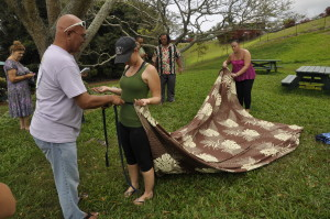 Learning to wrap pa'u