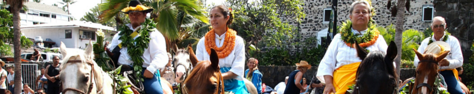King Kamehameha Day Celebration Parade — Kailua-Kona